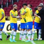 Brazil extend winning run with Copa rout